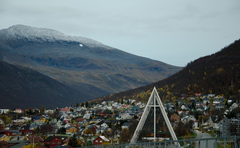Tromsø by day
