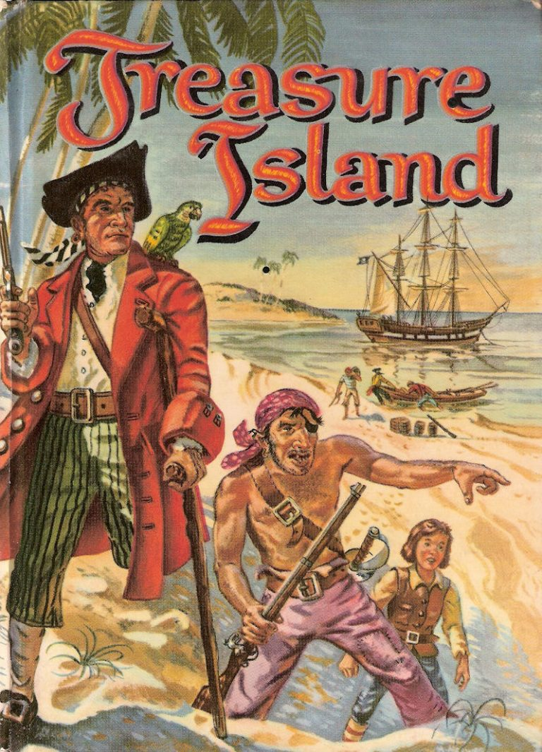 a literary analysis of the treasure island by robert lewis stevenson